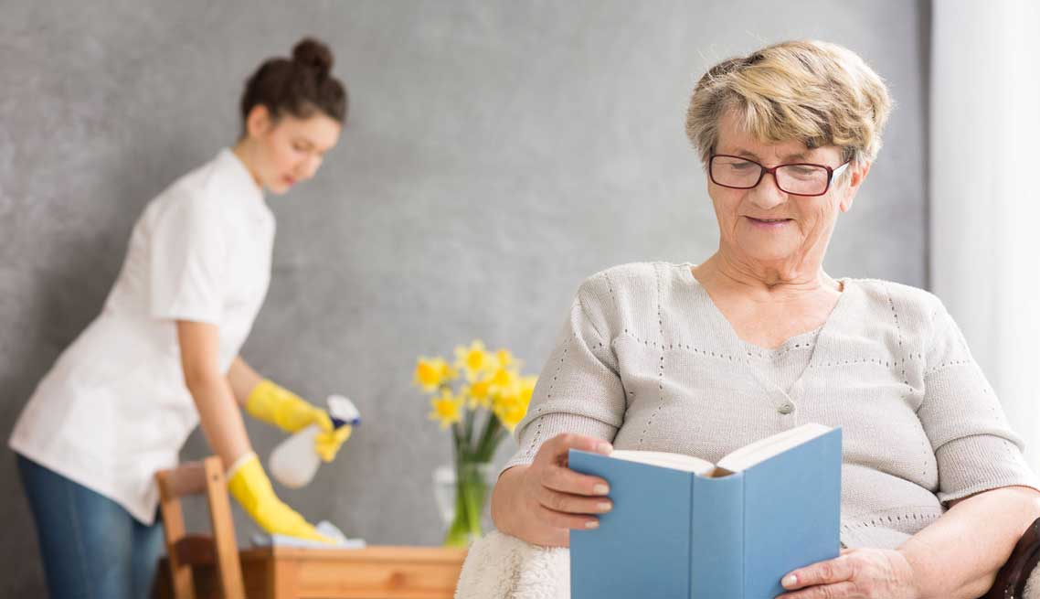 housekeeping Phoenix Senior Home Care Services