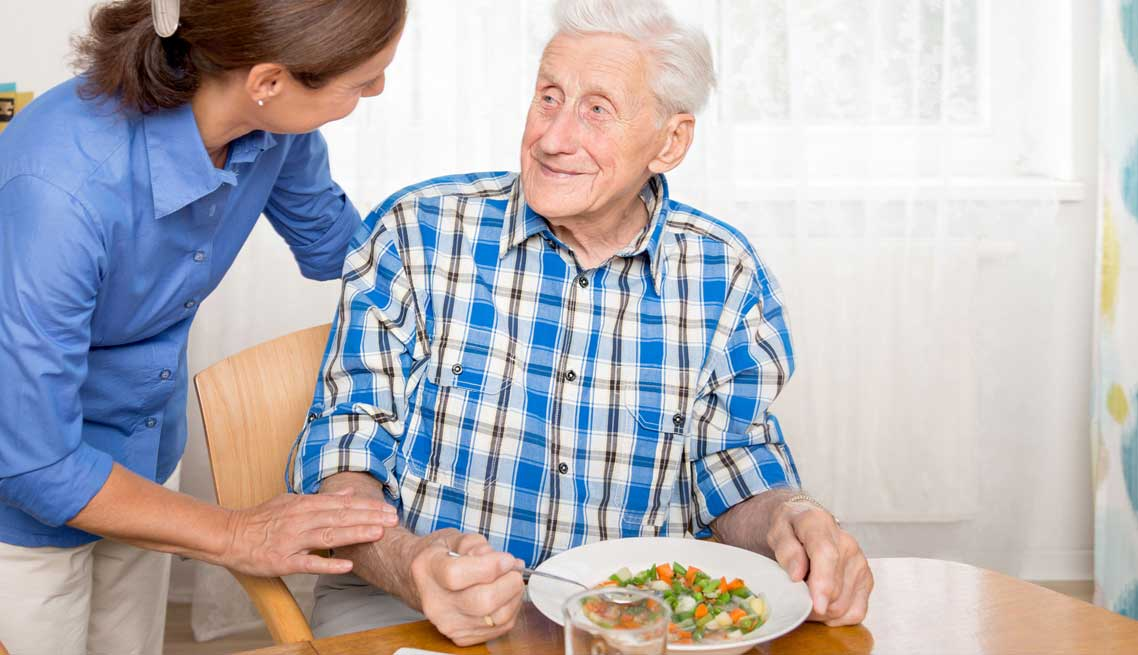 meal-prep Phoenix Senior Home Care Services